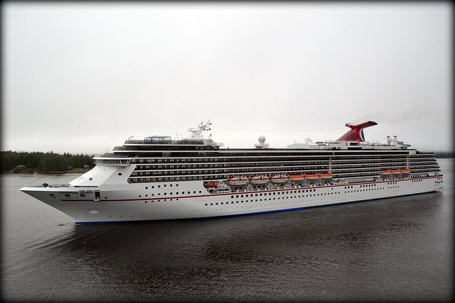 Cruise ship - Carnival Spirit