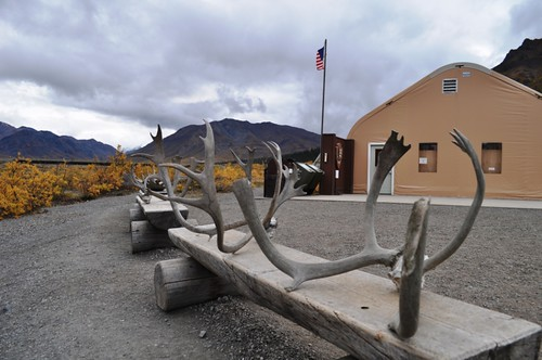 Toklat River Visitor Center, Denali National Park, Aug. 31, 2011