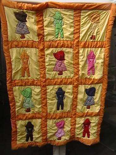 My Farmer Sam Quilt