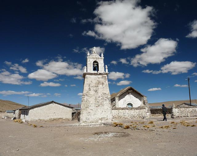 Guallatire - Altiplano Chileno - Región de Arica y Parinacota
