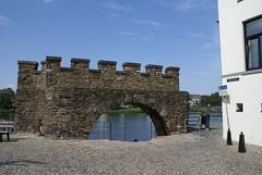 Waterpoort aan de Maas