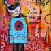 Art Journal - what ya gonna do? by thekathrynwheel