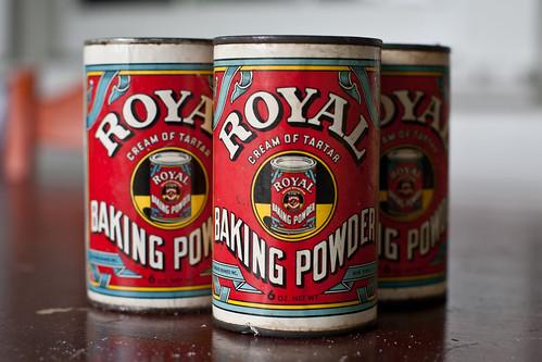 fermento em pó royal