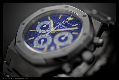 Photo Essay: Audemars Piguet Royal Oak Chronograph City of Sails