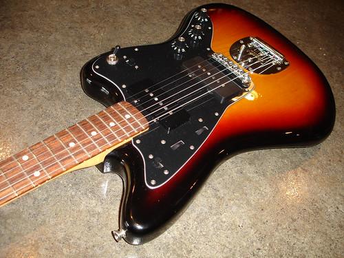 Blacktop Jazzmaster pickup swap Fender JaguarJazzmaster – Jaguar Jazzmaster Wiring