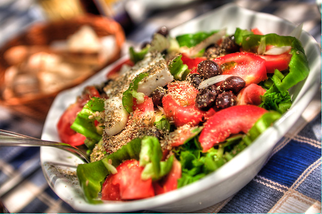 Greek Salad HDR-0