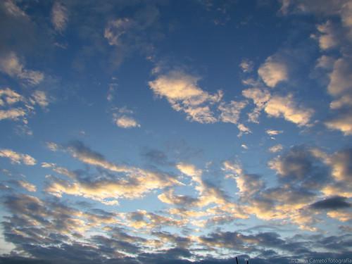Mirando al cielo