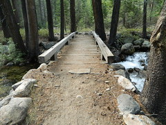 Yosemite Hiking Bridges