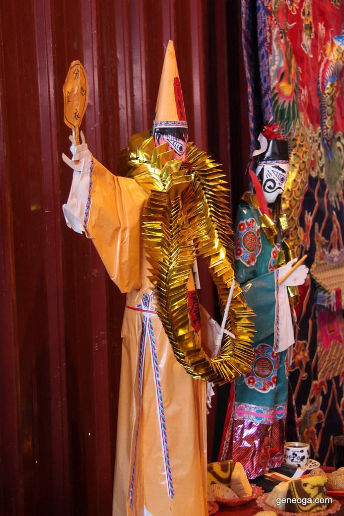 Tua Pek and Phor Kua