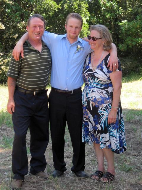 Duncan, parents.