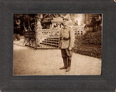 Mystery soldier, early 1900s, probably German