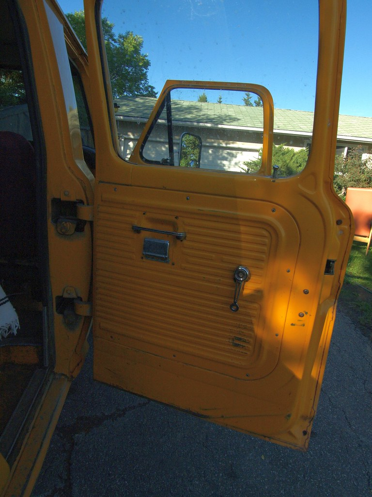 Flickr Photos Tagged Flareside Picssr 1969 Ford Highboy 4x4 F250 6 Man Cab Right Rear Door