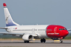 Norwegian Air Shuttle - LN-DYH - Boeing 737-8JP