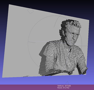 Kinect STL scan from Processing