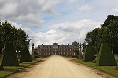 Château de Caradeuc. Becherel