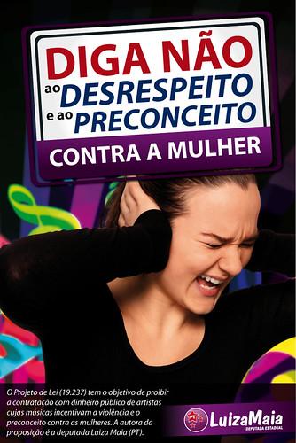 Campanha contra a Baixaria by Michel Dória