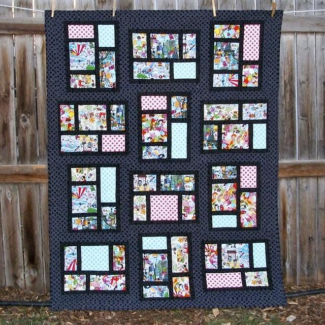 Kitchen Window Quilt Flickr - Photo Sharing!
