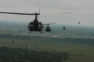 Servicio Aéreo de la Policía Nacional de Colombia