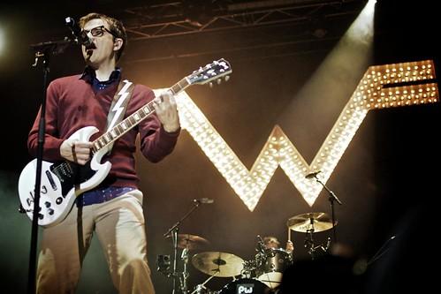Live at Squamish 2011: Weezer