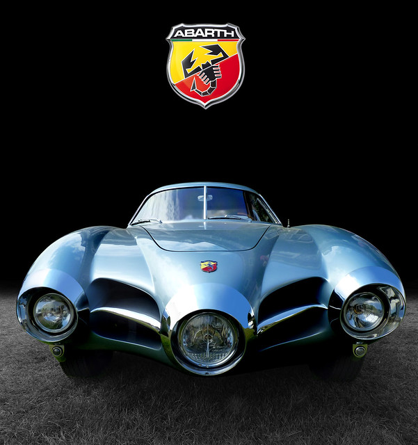 1952 Abarth 1500 Biposto BAT 1 #Explored#☺