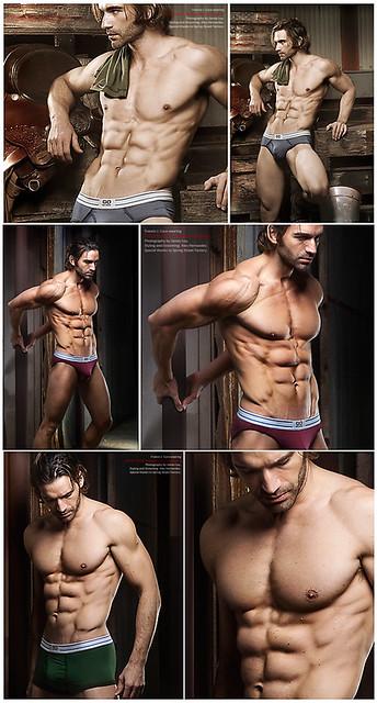 Francesco Cura Nude