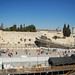 Small photo of Western Wall with Temple Mount and Al-Aqsa Mosque
