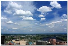 Connecticut Cloudscape