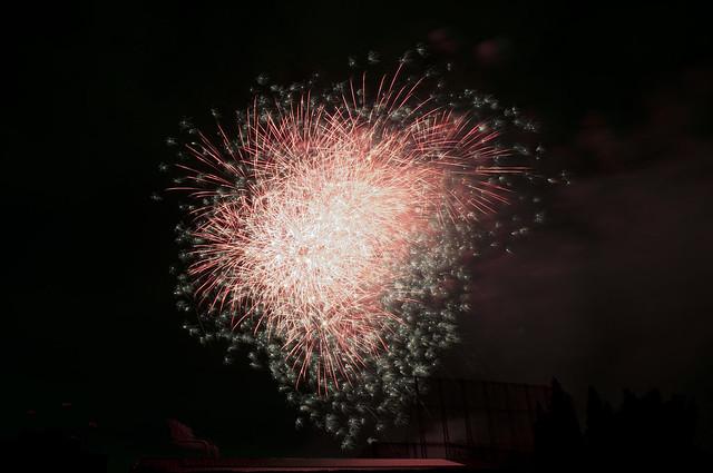 神宮花火大会2011