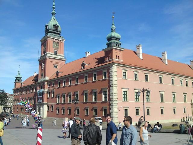Old Town (Stare Miasto), in Warsaw (Warszawa)