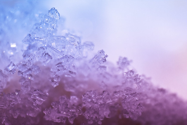 Frozen Crystals