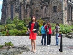 Edinburgh - The castle