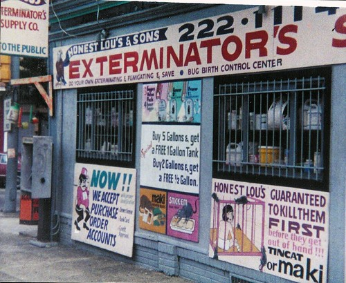 3905 Lancaster Avenue, Philadelphia, 1994