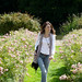 Mariëlle, Wiltshire 2011: Lined by roses by mdiepraam