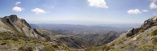 Subida a la Maroma desde el Robledal -  Flickr Jose Carlos Castro