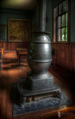 The Olde Schoolhouse Stove