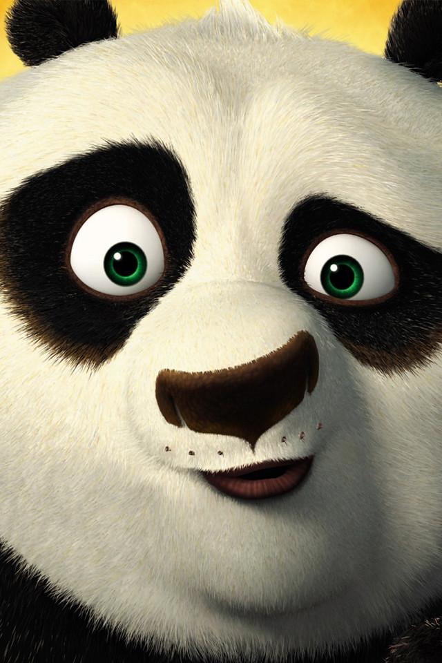 Kung Fu Panda (1 of 2)