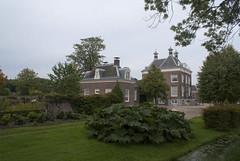 Het landhuis Oostermeer