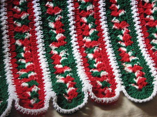 Christmas Afghan