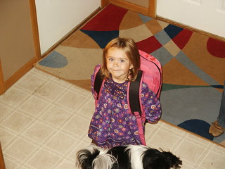 Kaylee Goes to Preschool 2011 (10) | by The Lambrights