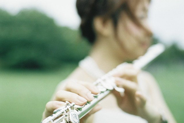 *flute