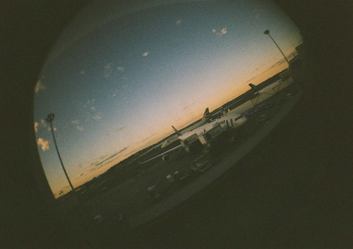 New England through a fisheye #Logan