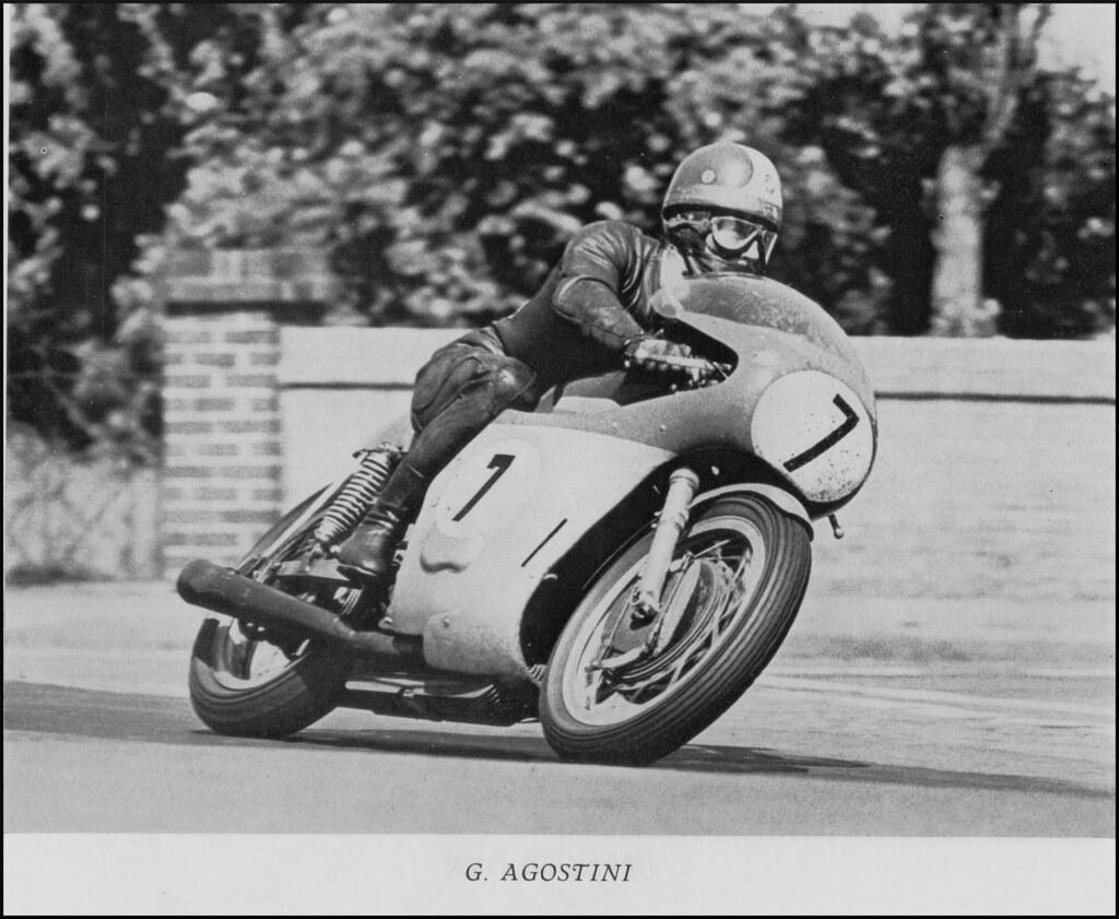 Giacomo Agostini - a photo on Flickriver