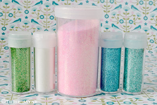 Winter Wonderalnd glitter