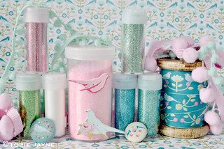 Winter Wonderland craft supplies
