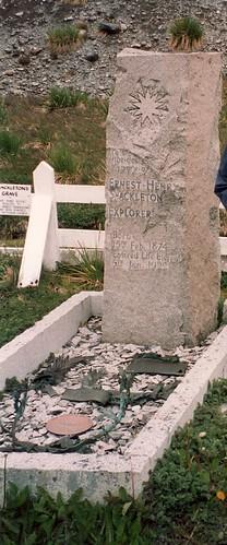 Ernest Shackleton photo