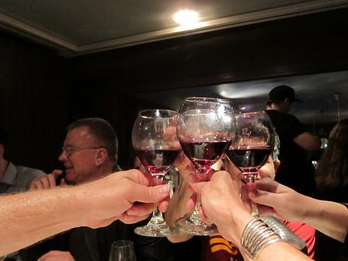 Andalu, toasting IMG_7780