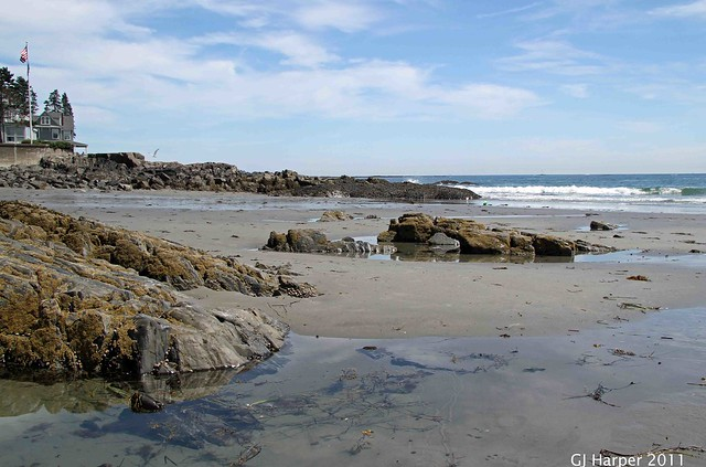 Kennebunk Maine Dog Beach Oceanfront Rentals