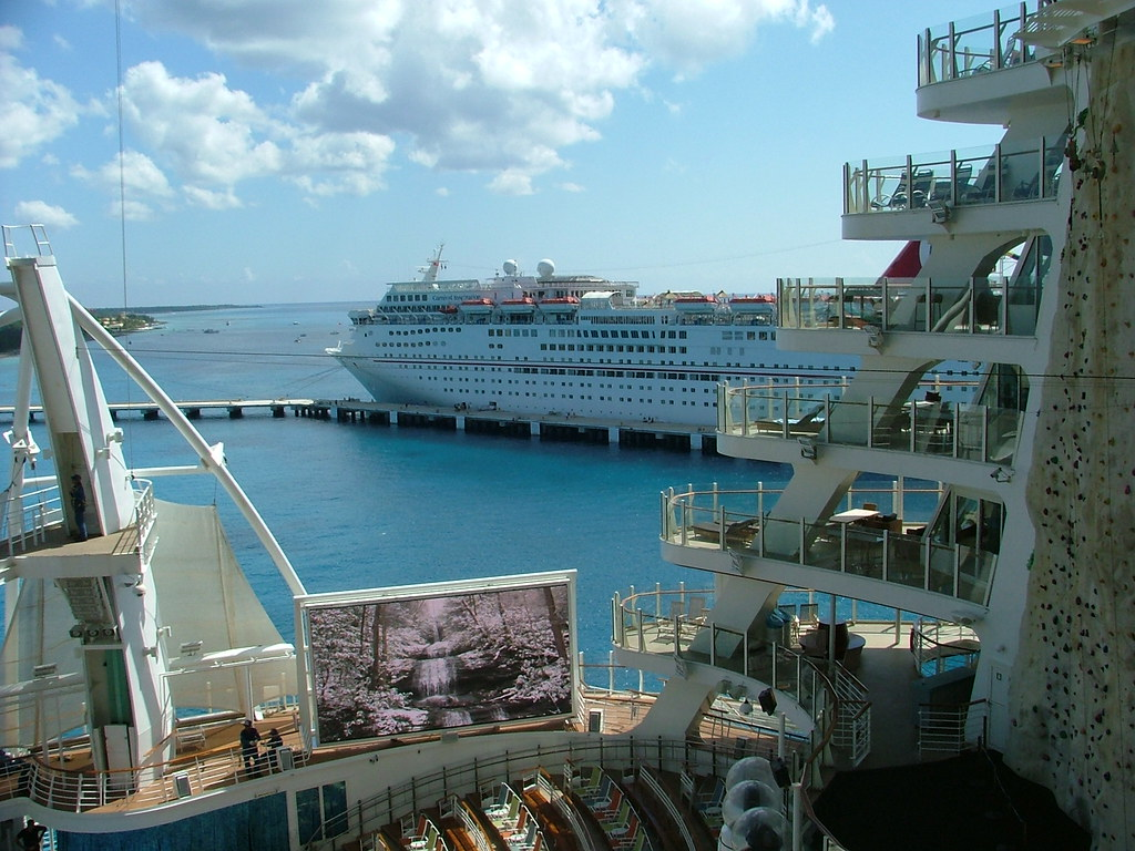 From Statetroom 10729 - Cozumel