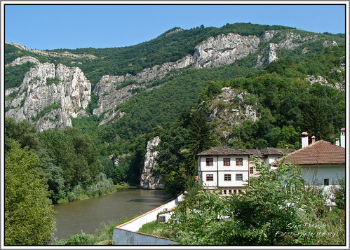 nature bulgaria views monasteries