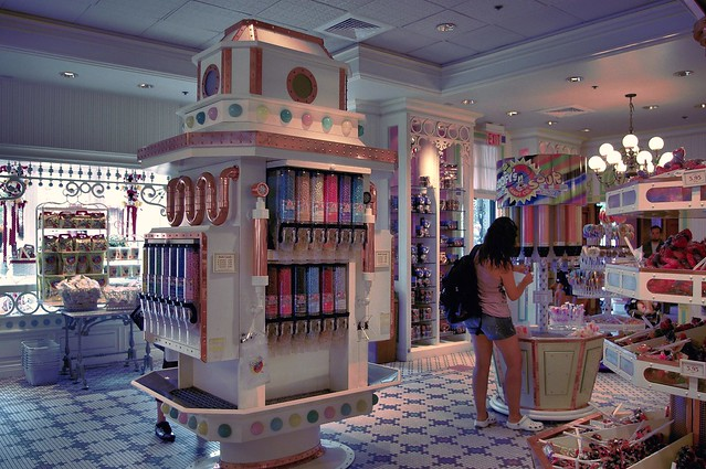 MAGIC KINGDOM CANDY STORE | Flickr - Photo Sharing!